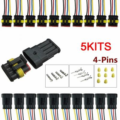 50pairs 15cm Sm 3pin 22awg Cable Macho Y Mujer Conectores Pitch 2.54 mm