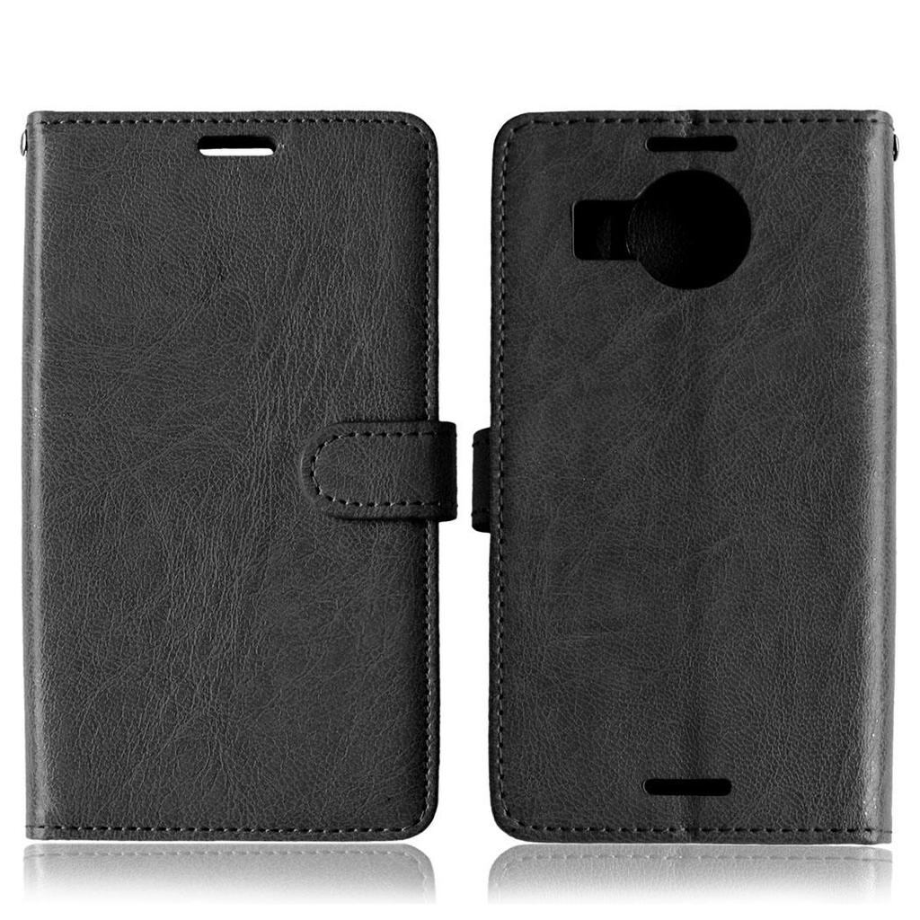 Clothing, Shoes & Accessories Nokia 6 2018 Flip Leathe Case For Nokia 5 7 6 8 9 Mobile Phone Bag Case Nokia 3 Lumia 640 Xl Cover Skin Luxury Flip Leather Card Soft And Antislippery