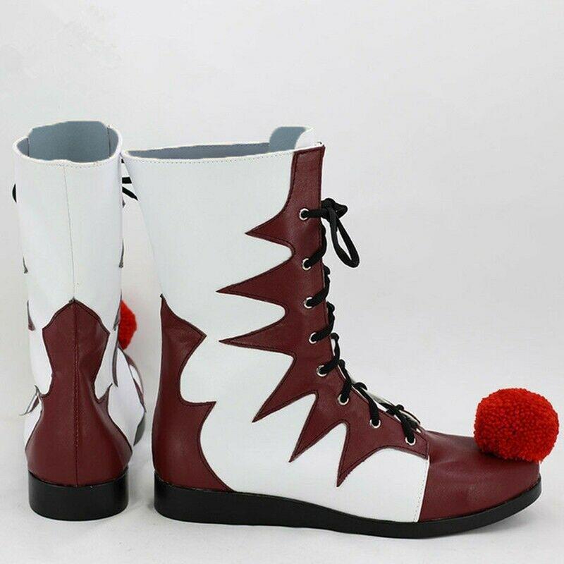 "Black strappy corset 4 1//2/"" gothis inner zip knee boots"