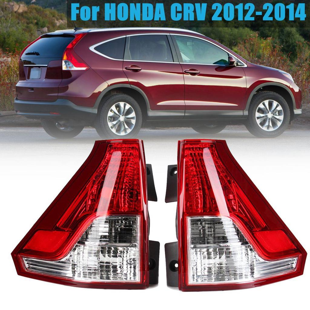 Driver left Side Rear Taillight Tail Light Brake Stop Lamp Taillamp fit for 2012-2014 HONDA CRV CR-V