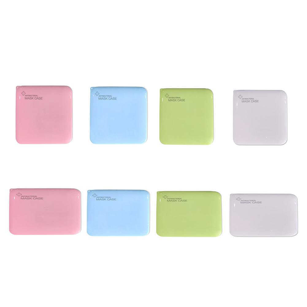 Portable Storage Box Face protection Anti-dust Folder Storage Bag Foldable R1K5