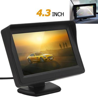... Waterproof 420 TVL 18mm Lens Reverse Parking Camera. Buy · 4.3 Inch 480 x 272 TFT LCD Digital Panel Car Rear View Monitor Support 2-