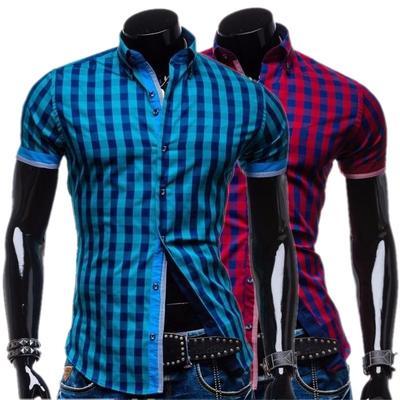 311e1009402c67 Koszule z krótkim rękawem -ceny i dostawa towarów z Chin w sklepie ...