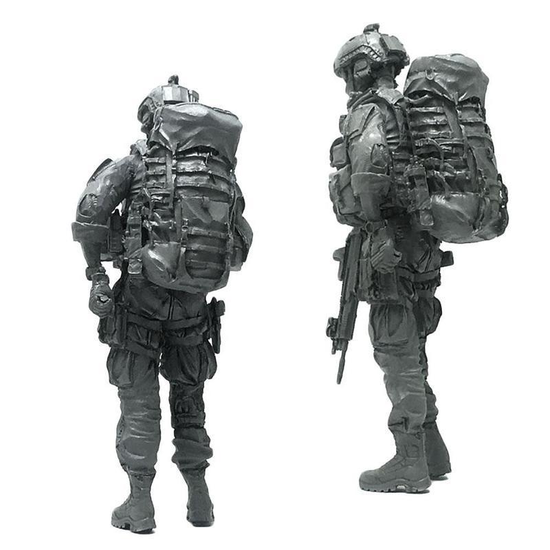 9CM MINI KIDS CHILDREN PLASTIC MILITARY SOLDIER MODEL ARMY MEN FIGURE TOY BLING