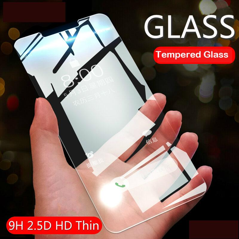 9H HD Protective Tempered Glass for Xiaomi Oneplus ZTE Screen Protector  Film Glass
