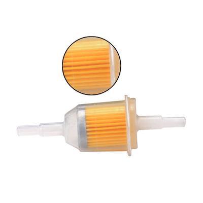 10X Grande Universal Filtro de combustible de gas en línea de Gasolina Auto Coche parte Fit 6//8mm Tubos
