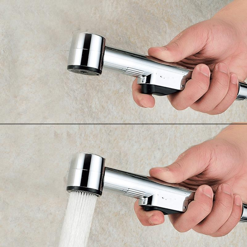 Universal G 1 2 Connector Handheld Bidet Spray Shower Head Toilet Bath Sprayer Buy From 4 On Joom E Commerce Platform