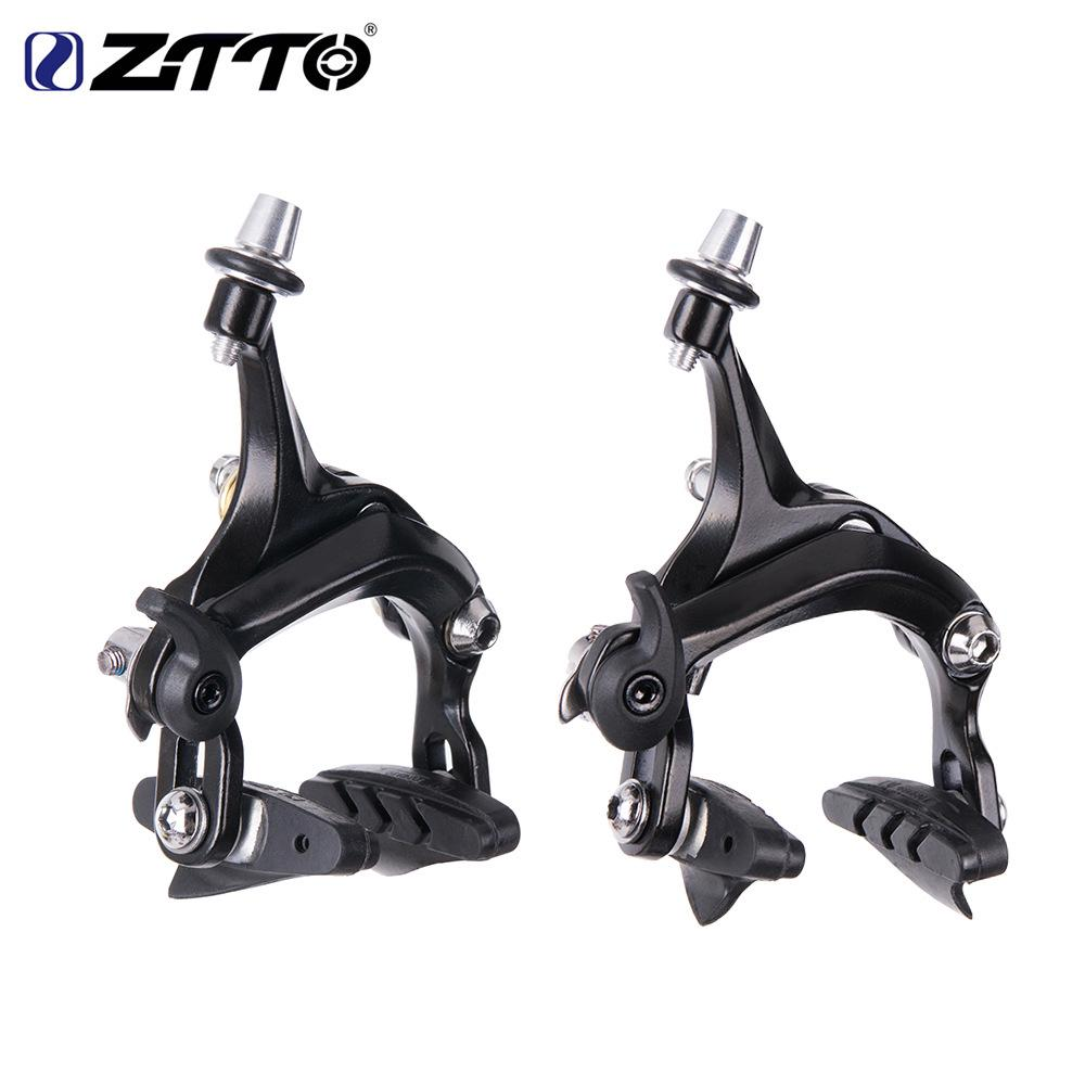 1Pair New Durable MTB Bike Brake Folding Bicycle V Brake Lever V-Brakes Caliper