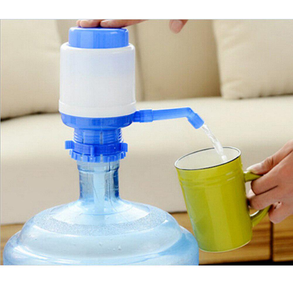 5 Gallon Drinking Water Jug Hand Pump For Bottle Jug Manual Dispenser Tap Home