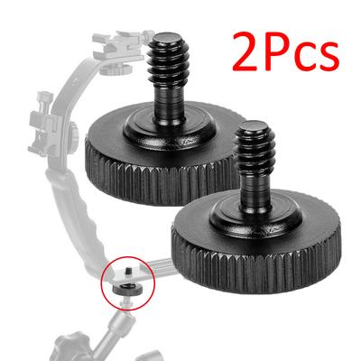 10pcs Special Stainless Steel 1//4 T-Head Screw f//Quick-Release Plate//L Bracket