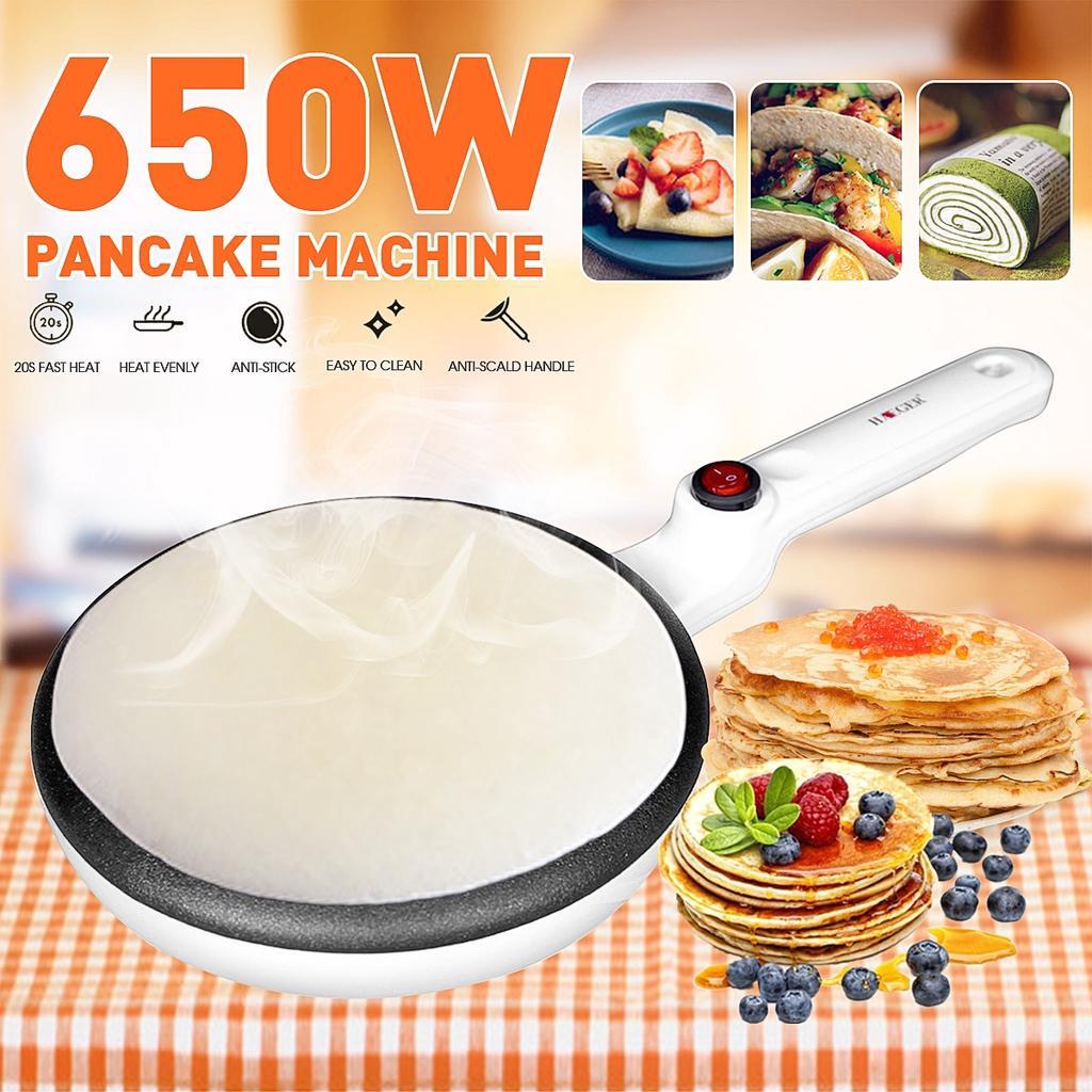 Electric Baking Pan Non-stick Pancake Maker Crepe Machine Kitchen Cooking Tool A