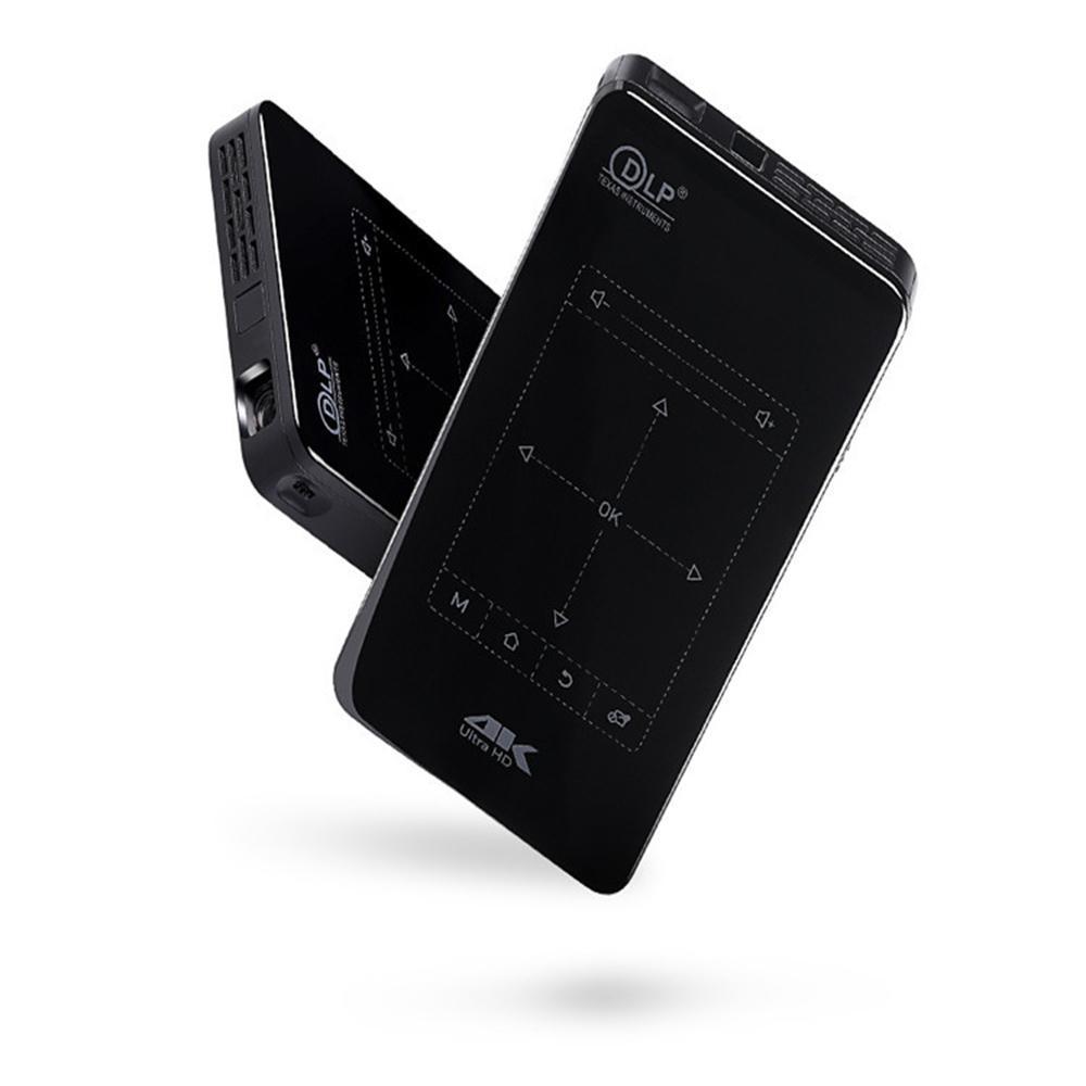 Buy P20II Portable 20K Ultra HD DLP Mini Smart Projector with ...