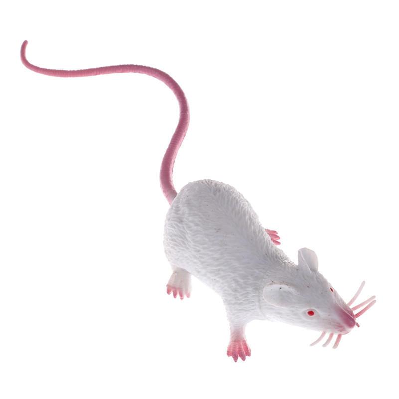 Réaliste 22cm PVC Simulé Rats Souris Hallowen Blague Faux Tours Accessoires