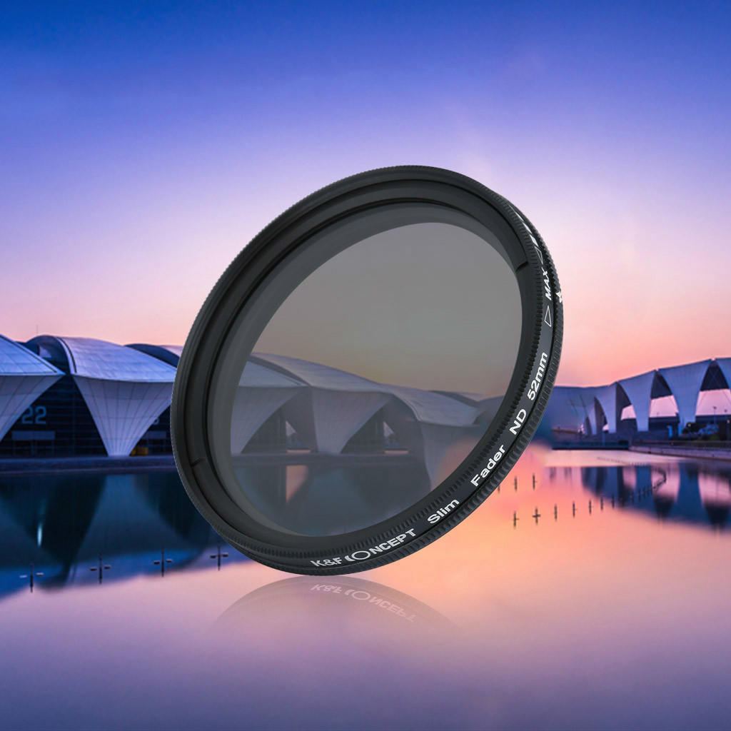 Ultra Thin Nd Fader Neutral Density Adjustable Variable Filter 2 Slim 400 Nd2 To Nd400 67mm 67 Mm Fotga Buy At A Low Prices On Joom E Commerce Platform