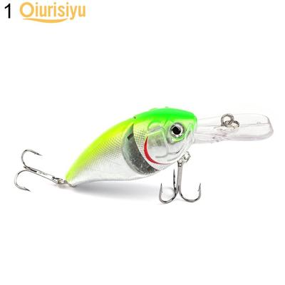 2Pcs Outdoor Sport Fishing Hooks Lure Baits Strong Alloy 8 Fish Hook Tackle
