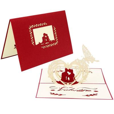Greeting cards: Lovers-prices and delivery of goods from China on