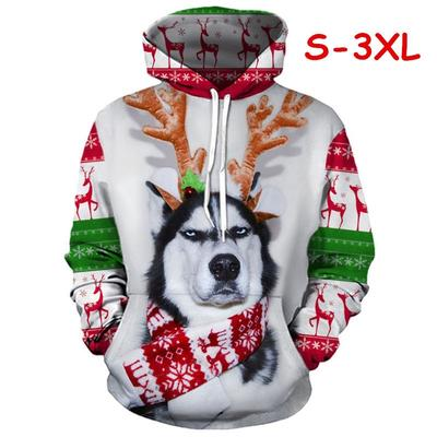 boy Mens Womens Unisex Funny 3D Printed Pullover Hoodie Drawstring Pockets Casual Workout Sweatshirts Go ahead