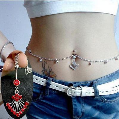 Alliage Métal Menottes Dangle Nipple Piercing Corps Chaîne Fashion Femme Bijoux