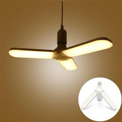 60w 304 Led Bulb Ac110 265v Super Bright Foldable Fan Blade Angle Adjustable Ceiling Lamp Home Energy Saving Lights Buy At A Low Prices On Joom E Commerce Platform