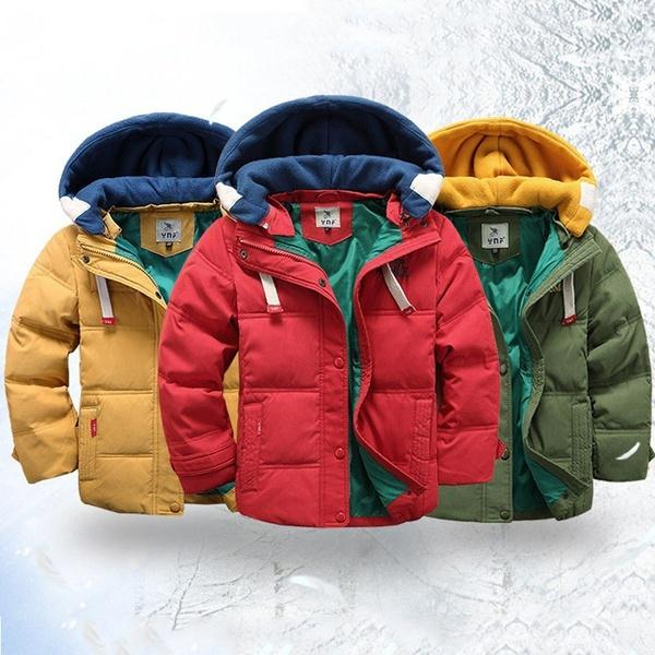326e15474 Fashion Kids Coat Boys Girls Thick Padded Winter Jacket-buy at a low ...
