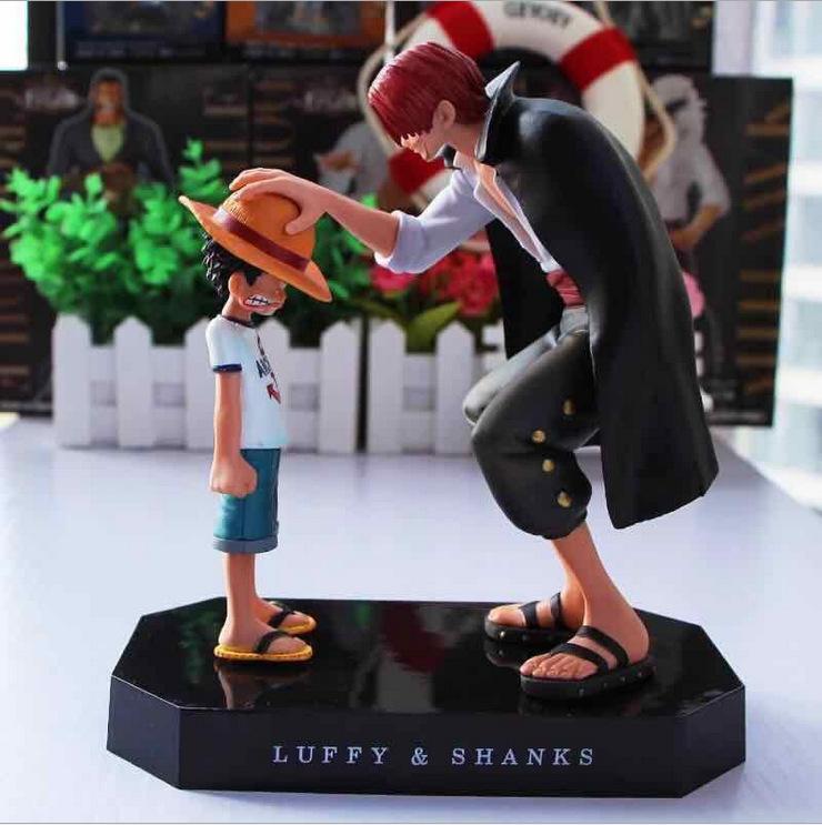 Anime One Piece Figure Jouets Nami Anniversary Figurine Statues 8cm
