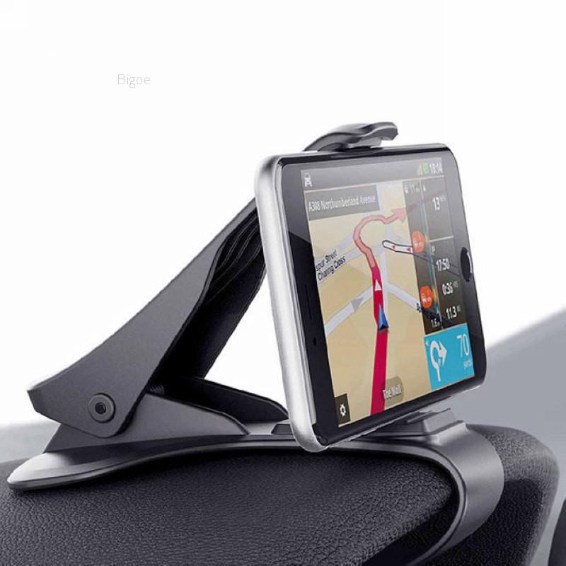 Держатель универсальный черный автомобиль Dashboard HUD дизайн стенда для сотовых телефонов GPS