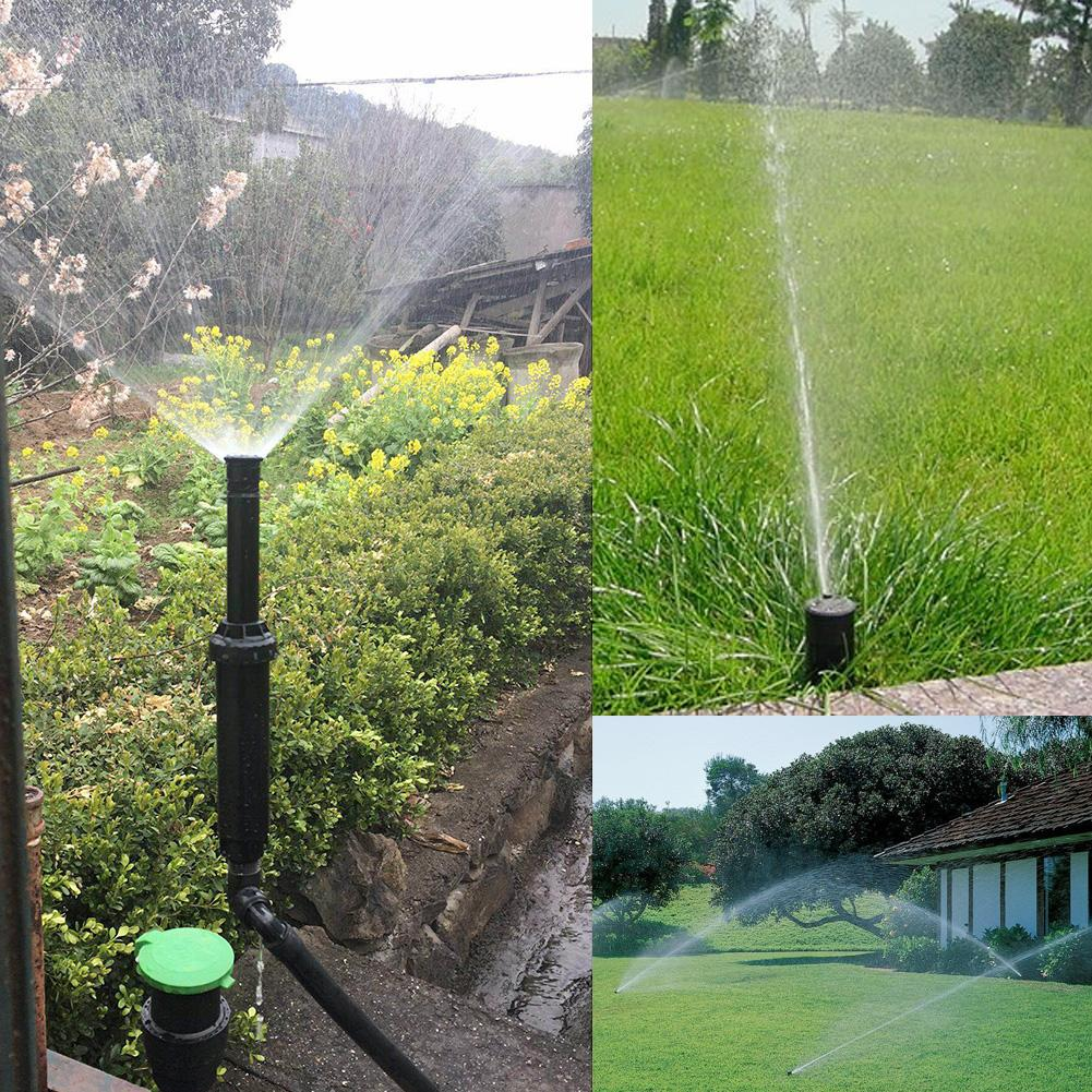 1//2/'/' BSP 25-360 Plastic Popup Sprinklers Garden Lawn Watering Irrigation L/&6