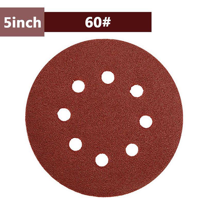 30 Pcs 800-2000 Grit Mixed Sander Sanding Discs Pads Hook/&Loop Orbital Sandpaper