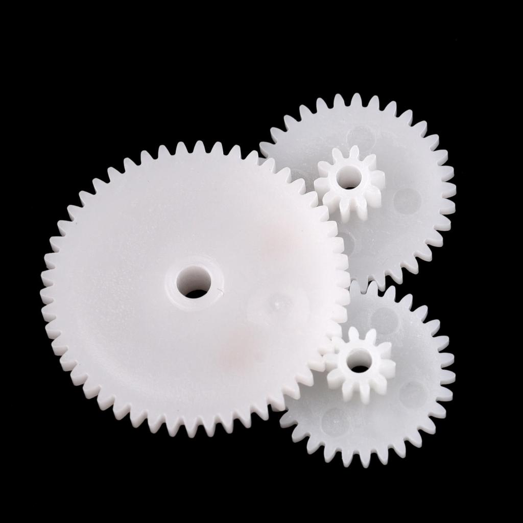 58 styles Plastic Gears Cog Wheels All The Module 0.5 Robot Parts DIY Accessory