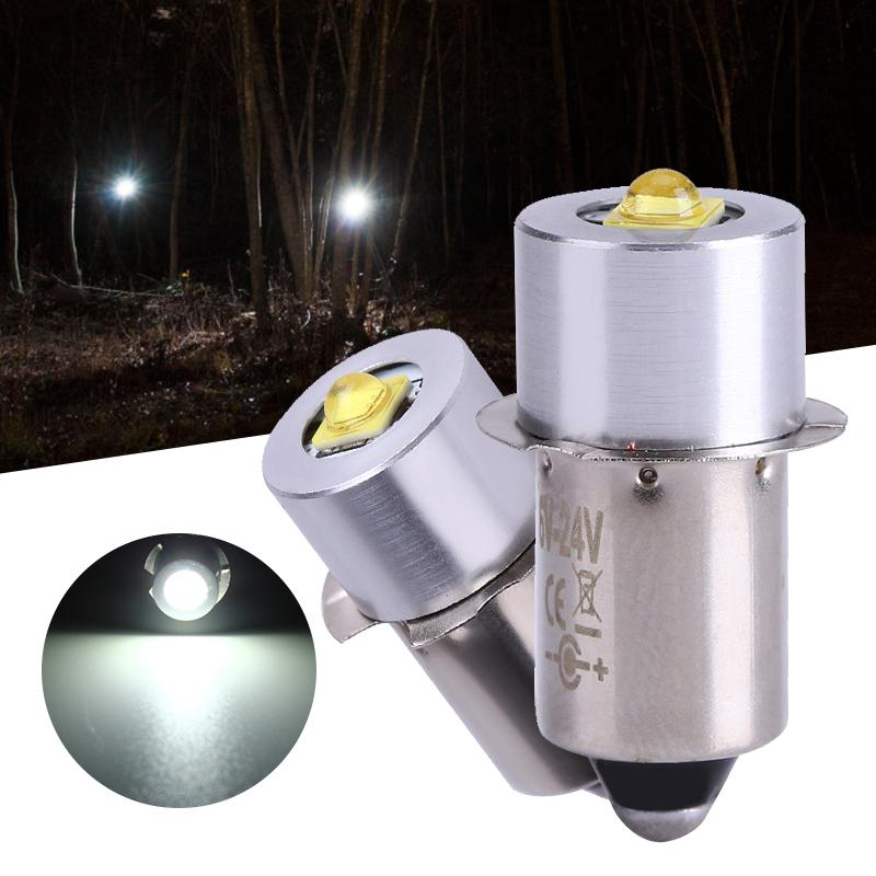 5W 6-24V P13.5S Led Flashlight Lantern Work Light Replacement Bulb Quality