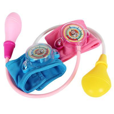 Funny Blood Pressure Kids Toys Doctor Nurses Blood Pressure Toys Children Simulation Toy