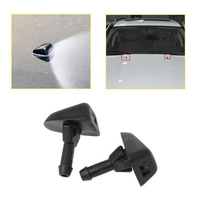 perfektchoice 2X Windshield Washer Wiper Water Spray Jet Nozzles for Volvo C30 C70 S40 S80