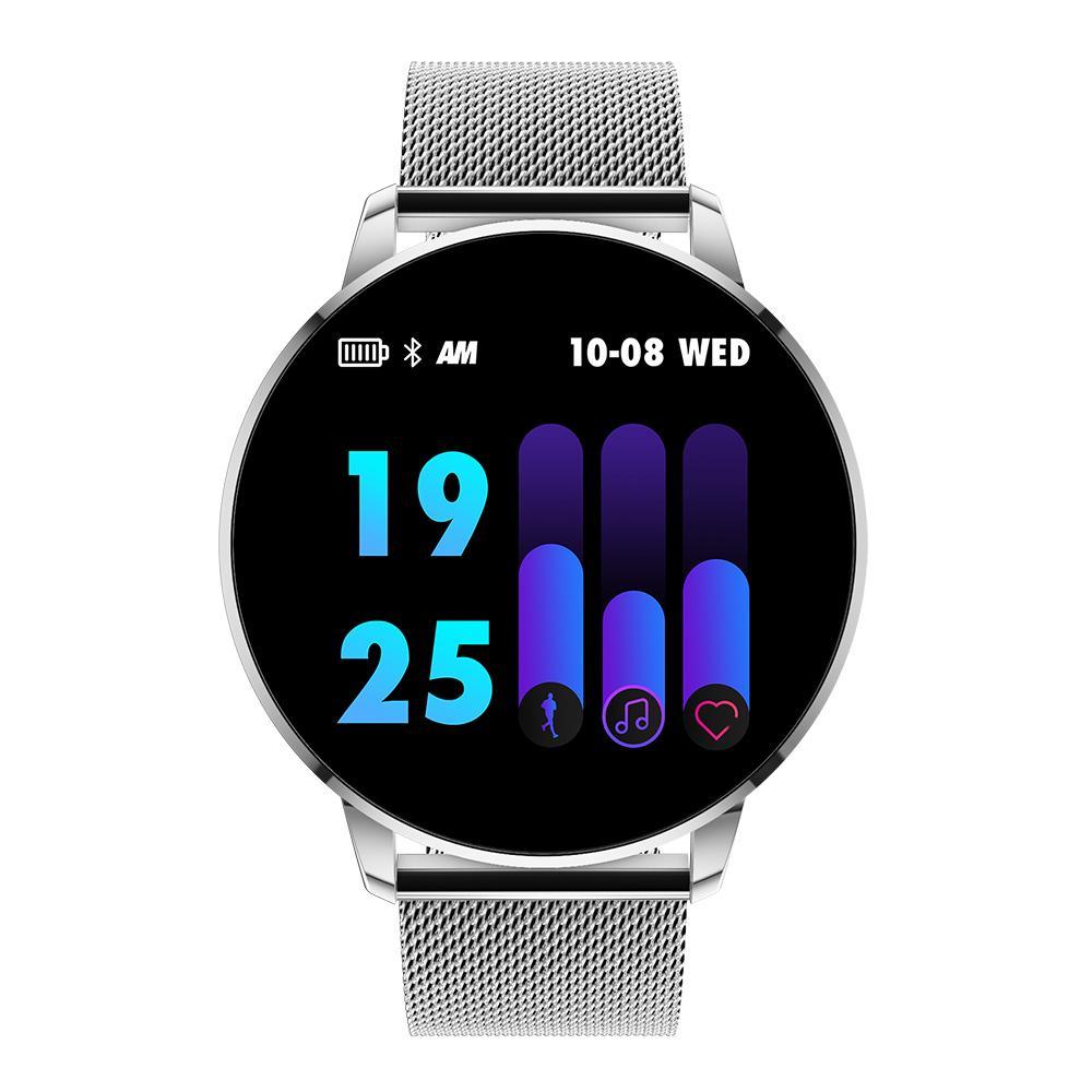 Orologio Smart uomini donne impermeabile HR sensore..