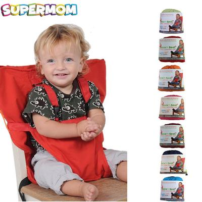 Baby Portable Seat Kids Chair Travel Foldable Infant Dining Cover