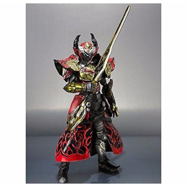 S.H.Figuarts Masked Kamen Rider Gaim LORD BARON Action Figure BANDAI NEW Japan