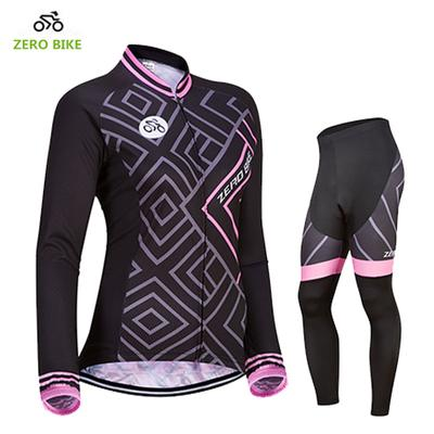 587059698 Women s Cycling Sets Breathable Jersey Tight Pants 4D Padded Comfortable Bicycle  Clothing