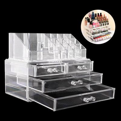 Drawer Makeup Organizer Storage Box