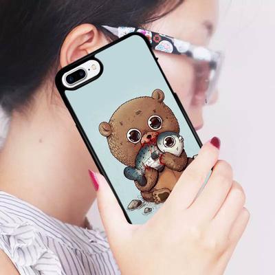 bd2373457e Osobowości obejmuje telefon dla Apple iPhone X 6S 7 8 Plus Samsung Huawei  HTC LG Sony