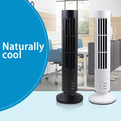 Good Portable Usb Mini Tower Fans Rotary Fans Leafless Fans Table Fans Fans Cooling Air Conditioners Purifiers Computers Notebooks Home Appliance Parts