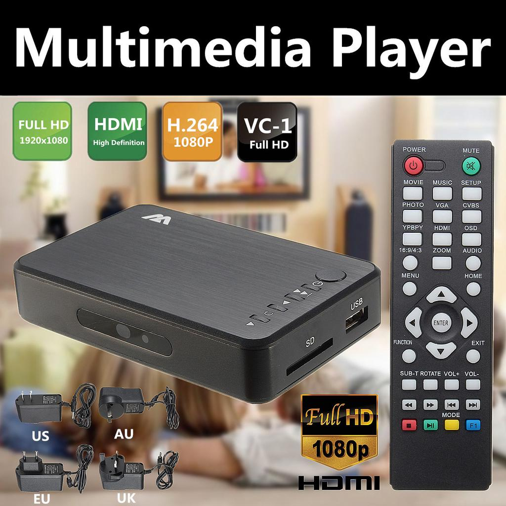 HD Sat Receiver IPTV mini Box IP TV Web Player Linux LAN USB Multimedia ARLI AH3