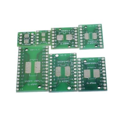 Triple base for WeMos D1 mini ESP8266 Dua Shield board High Quality