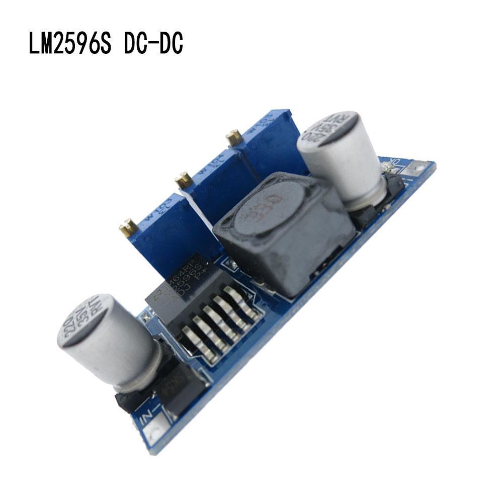 Stepdown DC-DC Integrate Dcircuit LM2596 Active Component Buck Converter Module