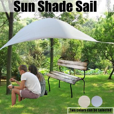 Waterproof Sun Shade Sail UV Block Outdoor Canopy Patio Garden Yard Pool Cover
