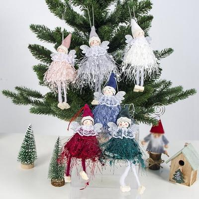 10Pcs Mini Mixed Blessed Bag Christmas Decoration DIY Accessories.For Xmas Decor