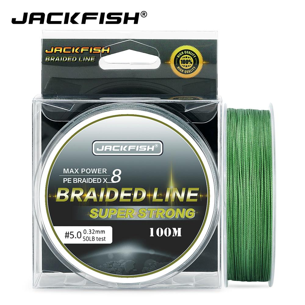 300M 15LB-300LB Super Strong Spectra PE 8 Strands Braided Sea//Rock Fishing Line