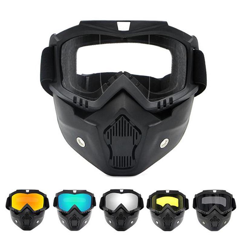 Лицо Маска очки очки маска Маска Велосипед Мотоцикл игры Гандбол Открытый Cs – купить по низким ценам в интернет-магазине Joom