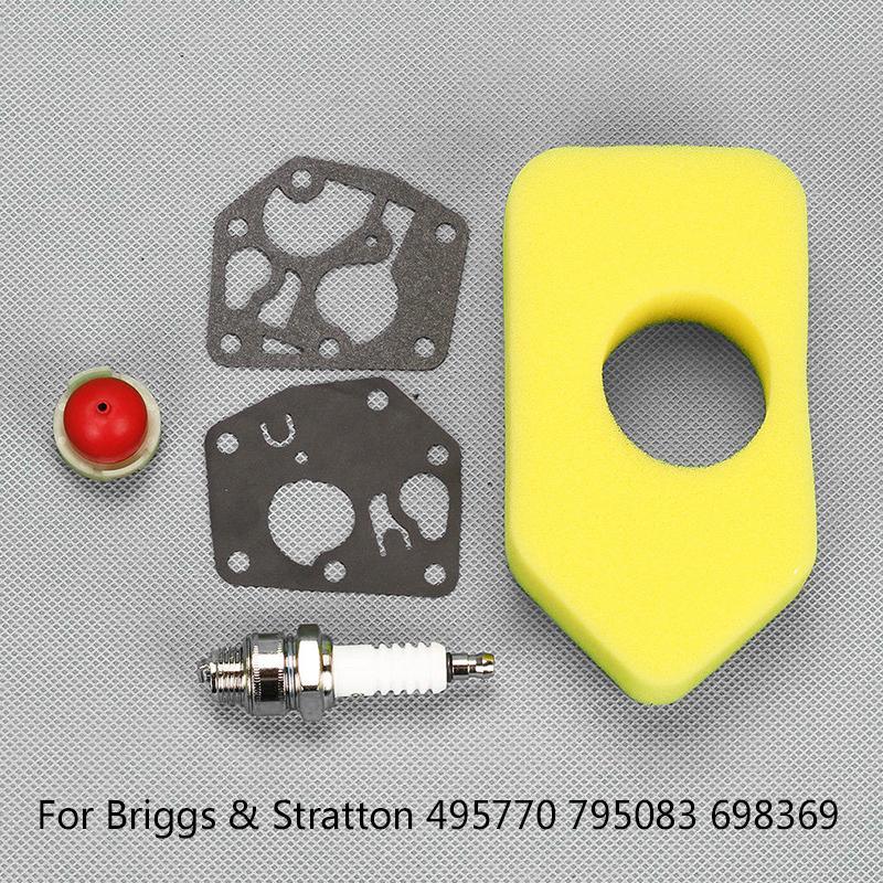 Gasket Diaphragm Kit for Briggs and Stratton Carburetor 495770 795083