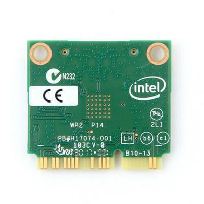 Lot of 10 Dual Band Wireless Intel 7260 7260HMW Mini PCI-E Wifi Card