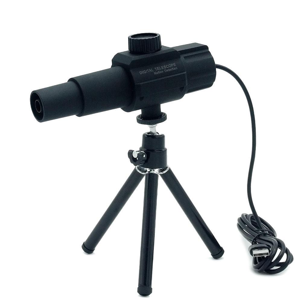 Intelligente digitale Teleskop Monokular 2MP HD 70 X Zoom Teleskop ...