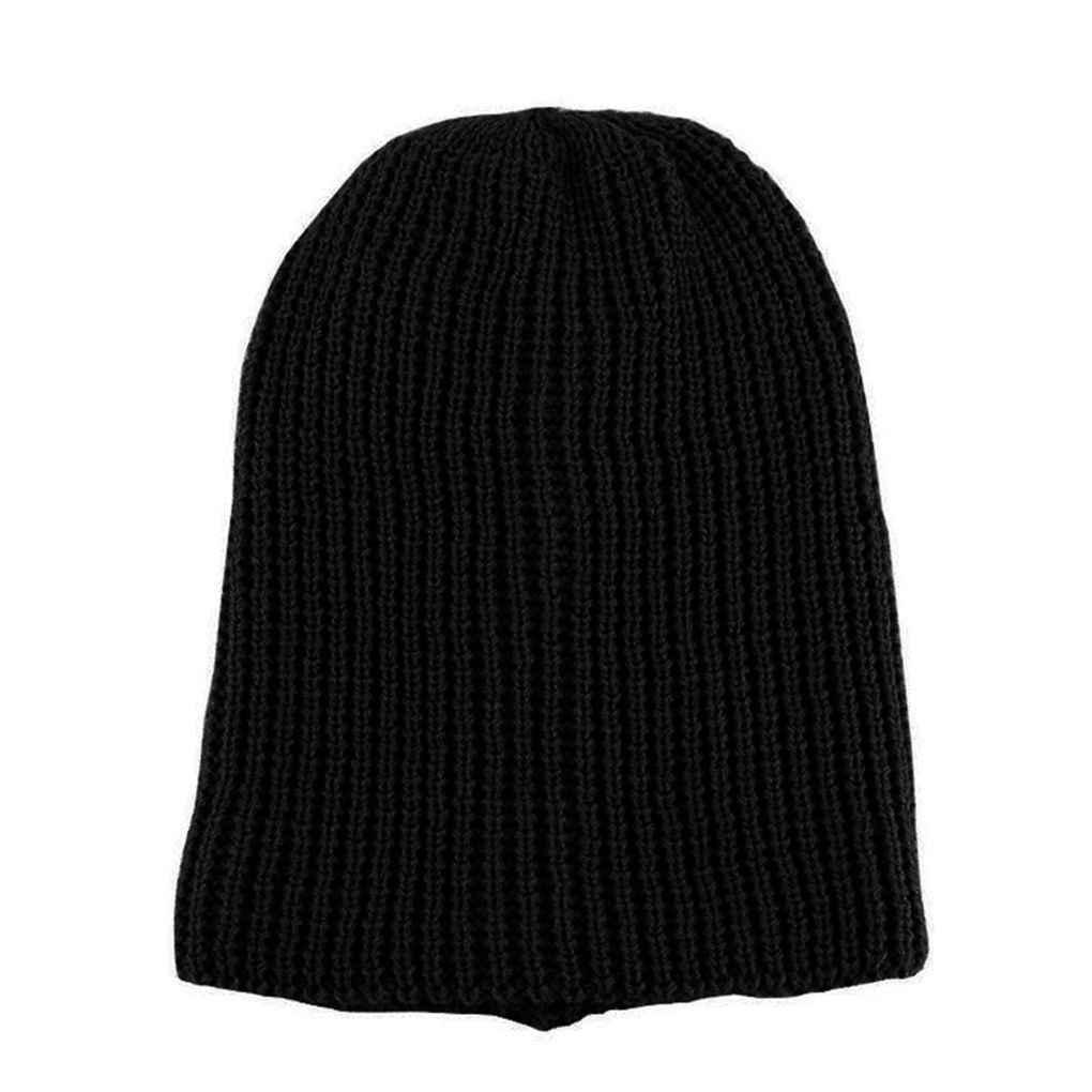 Men Women Slouchy Baggy Beanie Oversized Winter Hat Skull Knit Ski Cap Unisex